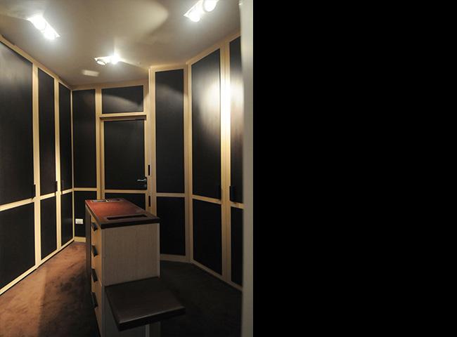 Sanvito arredamenti mobili su misura lissone - Allestimento cabina armadio ...