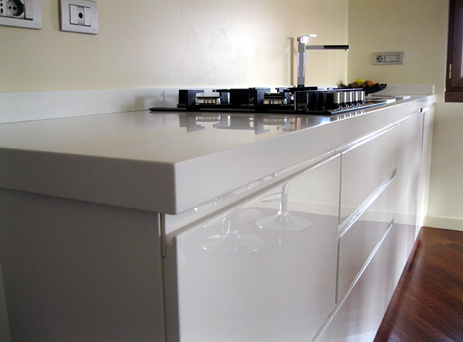 Cucine in acciaio prezzi perfect cucina moderna in - Piano cucina okite prezzi ...