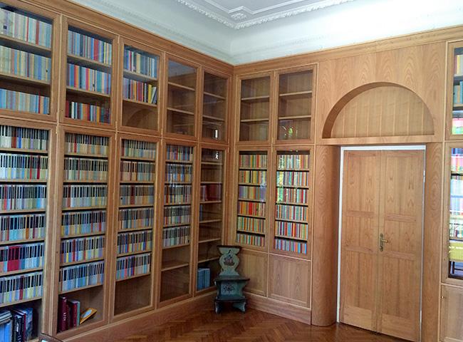 Sanvito arredamenti mobili su misura lissone for Libreria casa